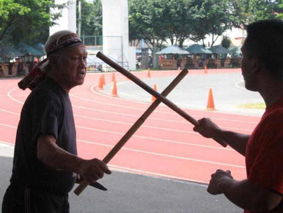 Where can you find Arnis being widely practiced?