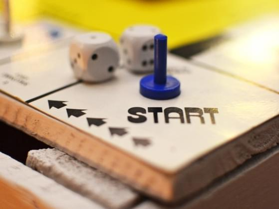 How are you when losing at a board game?