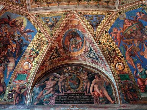 The Sistine Chapel is located in which of these tiny countries?