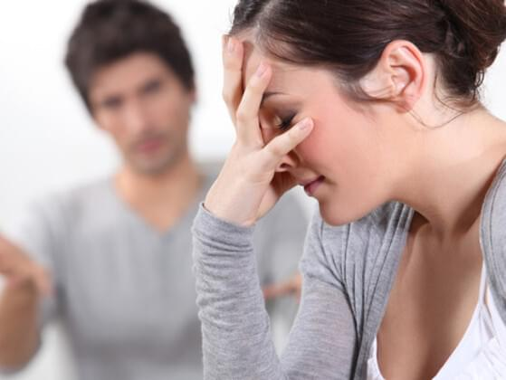What is your reaction to a break-up?