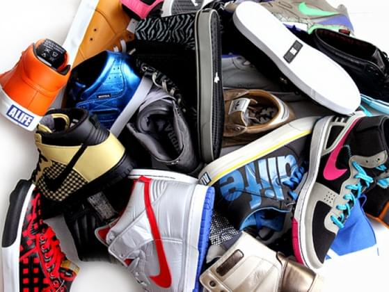 How many pairs of shoes do you own?