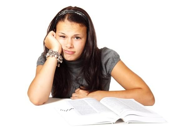 When you were in high school or college, where did you prefer to study?