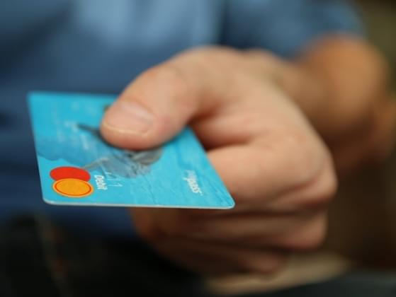 Your debit card just got declined in front of everyone at the store. How do you feel?