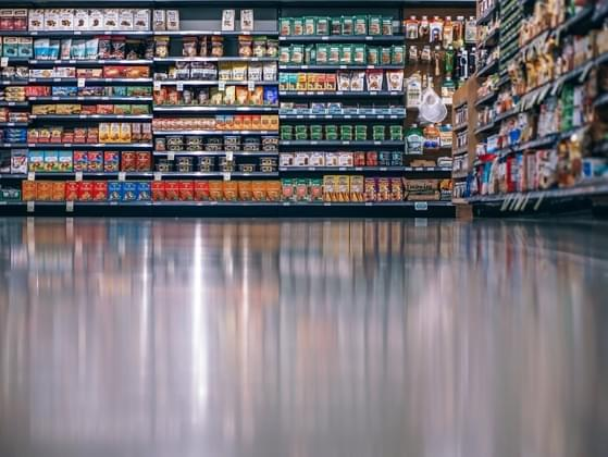 What's the worst thing about working at a grocery store?
