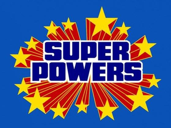Which superpower would you prefer?