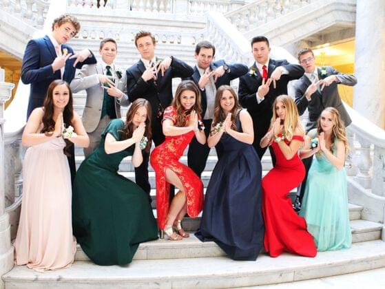 What are you wearing to Prom?