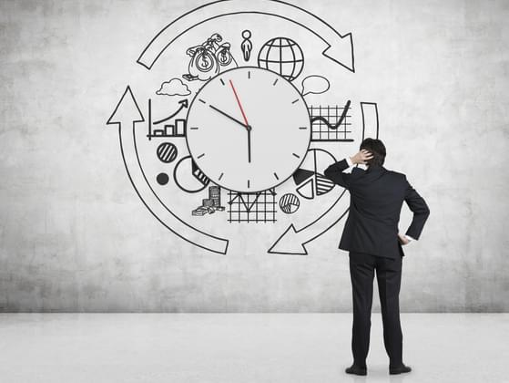 How are you with time management?