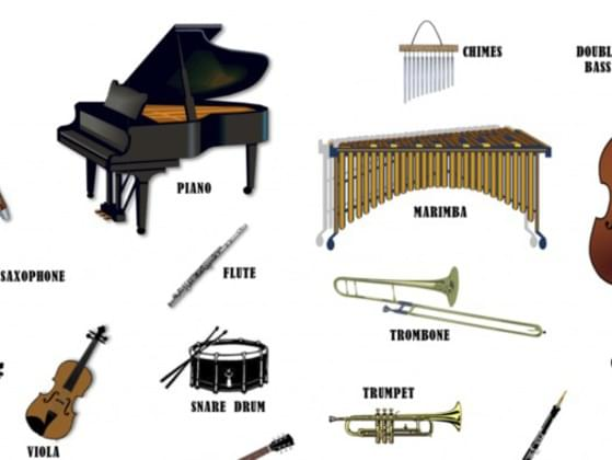 What's your favorite musical instrument?
