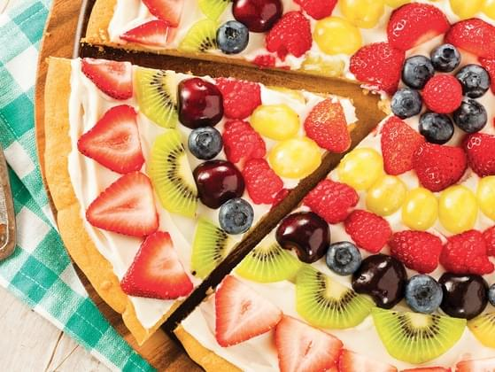 Do you like fruits as a topping on pizza?