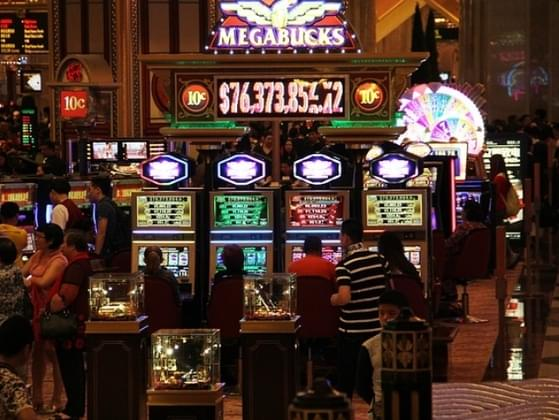 Have you ever been to a casino?