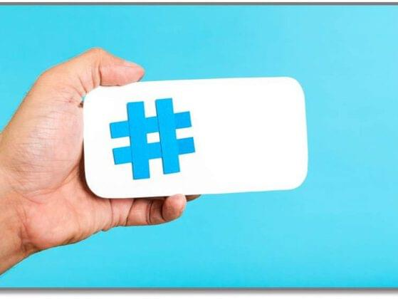Do you use Hashtags?