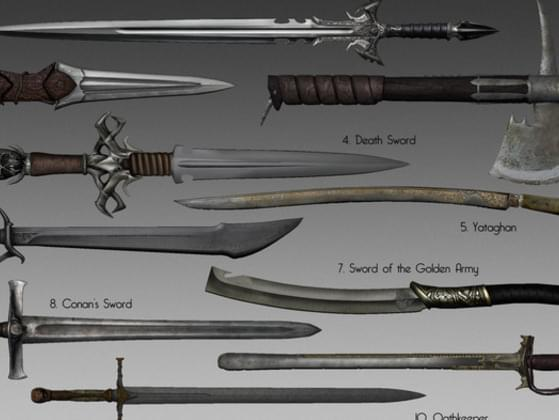 What is your weapon of choice? (Be honest with your weapon wielding abilities here)