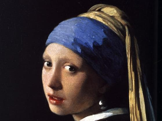 This painting, by Johannes Vermeer, is called what?