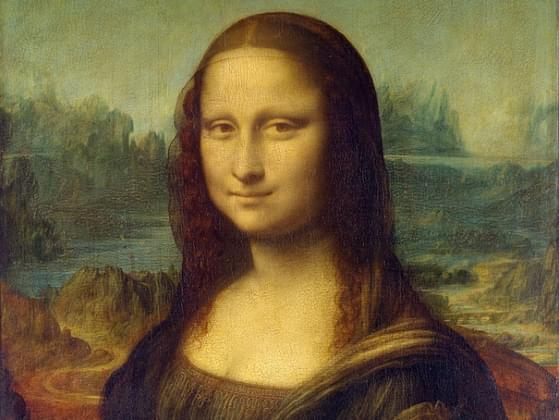 This painting, by Leonardo da Vinci, is called what?