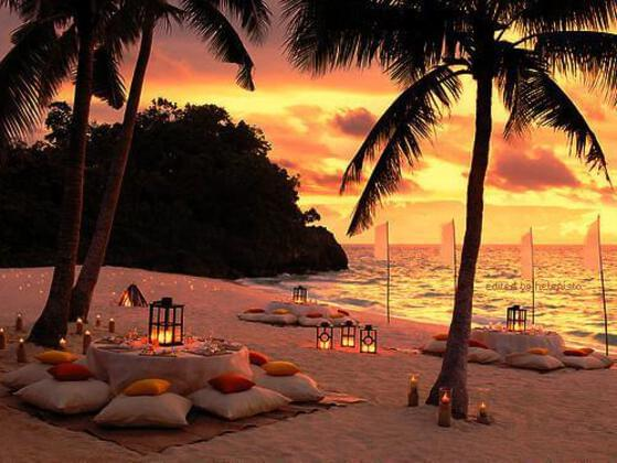 Where would you like to have your first dream date?