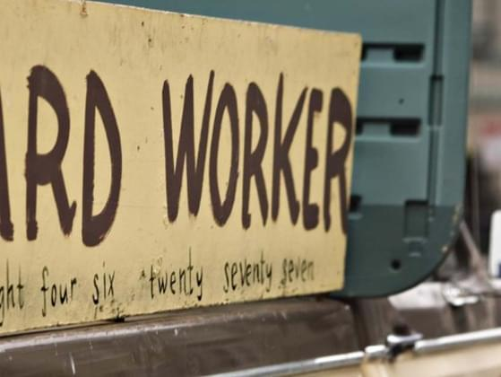 How hard of a worker are you?