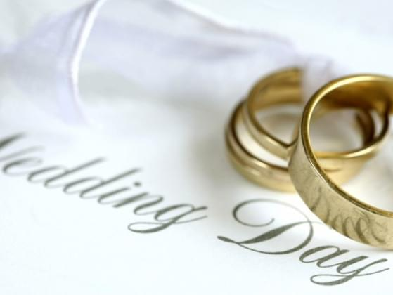 Do you like going to weddings?