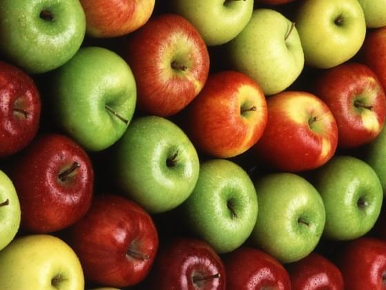 Pick a favorite fruit