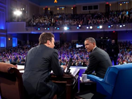 Choose a talk show host.