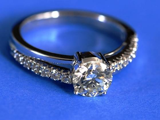 The pure form of diamond is which element?