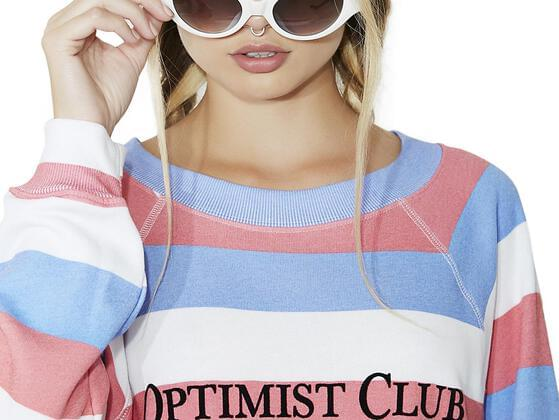 Last but not the least, are you an optimist person?
