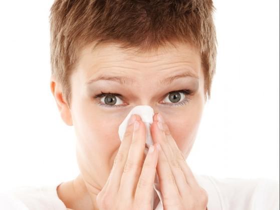 Do you get sick often?