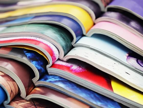 Which magazine did you enjoy reading the most?