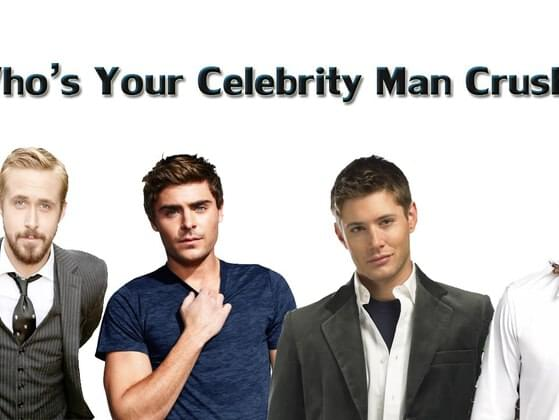 Your celebrity crush is