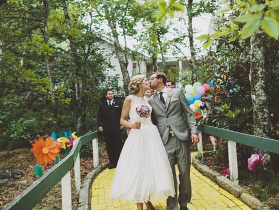 Outdoor wedding or Indoor wedding?