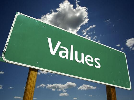 What value is the most important to you?