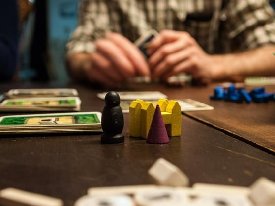 What board game is your favorite to play with your family and friends?