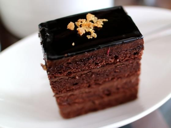 What is your favorite type of dessert?