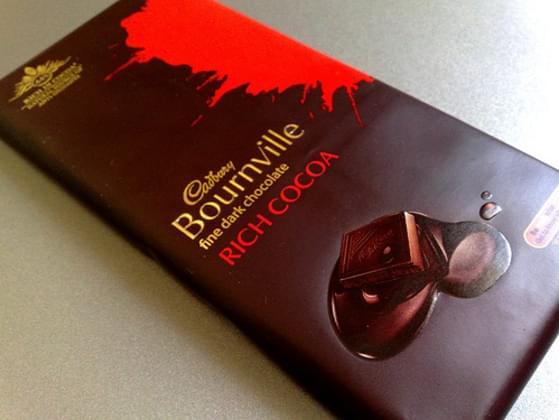 Bournville or Cadbury silk?