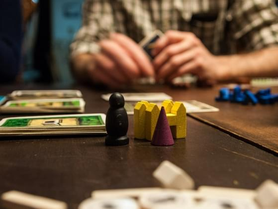 What was your favorite board game or video game growing up?