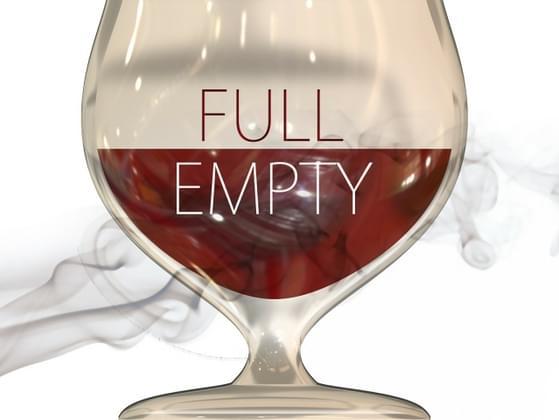 Glass half full or glass half empty?
