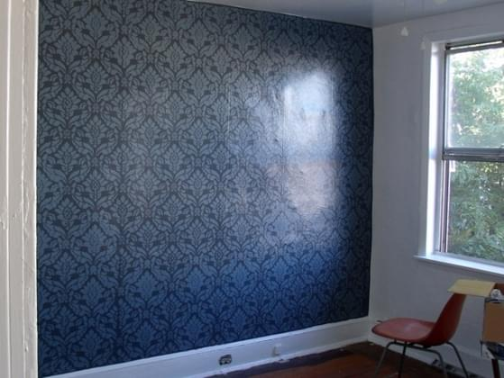 Which of the following patterns would you choose as the wallpaper for one wall (an accent wall) in your bedroom?