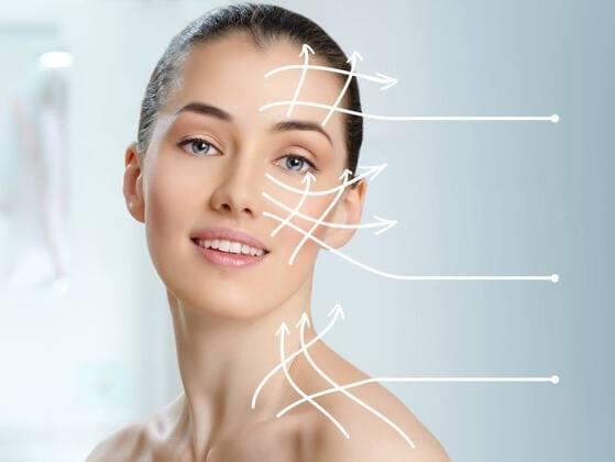 A well-hydrated skin is less prone to wrinkles and other skin aging problems