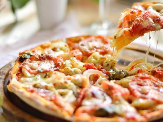 What toppings do you like on your pizza?