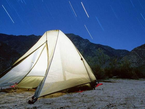 What is your favorite place to camp?