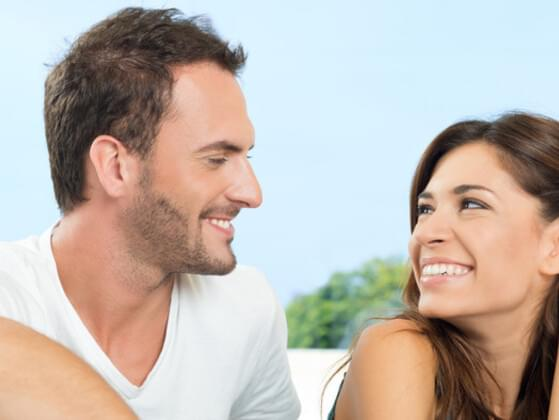 What attracted you to your husband (or boyfriend)?