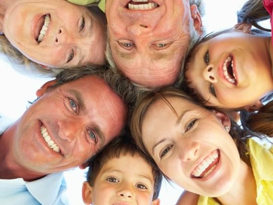 Choose which description most accurately describes your family