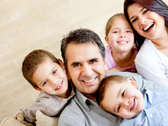 What word best describes your family?