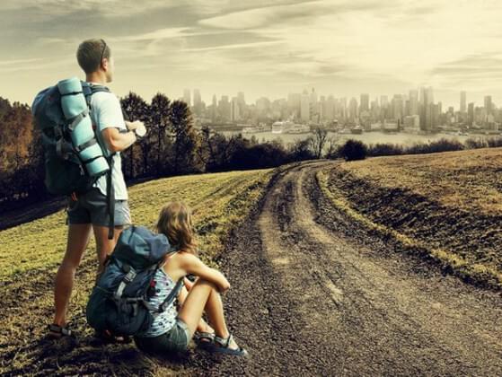 How do you prefer to travel?