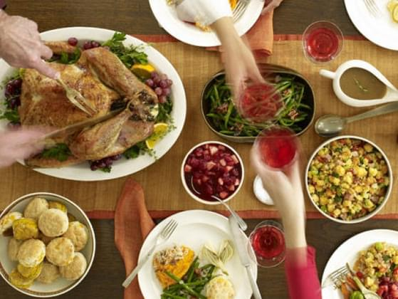 Which Thanksgiving dish is your favorite?