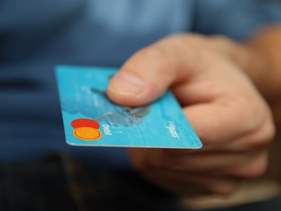Have you ever maxed out a credit card while shopping?