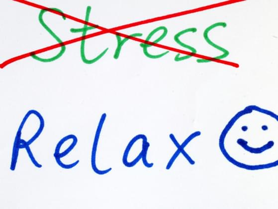 It's been a stressful week, how do you relax?