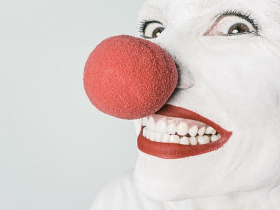 Do your nightmares feature clowns?
