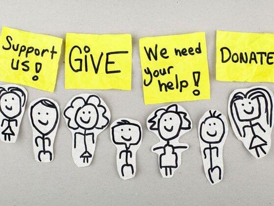 Do you make donations?