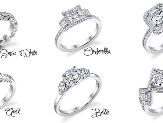 Your ideal lover is about to propose. What kind of engagement ring should he (or she!) get?