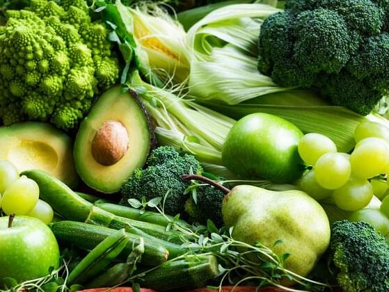 Do you like fresh green veggies?